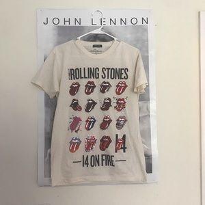 Rolling Stones band tee